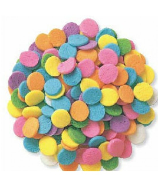 Mixed Confetti Shapes Sprinkle