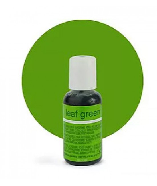Chefmaster Leaf Green Liqua Gel Color