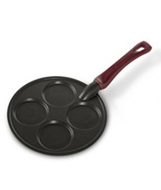 Silver Dollar Mini Pancake Pan