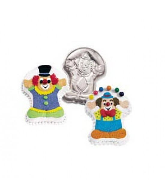 Juggling Clown Pan by Wilton