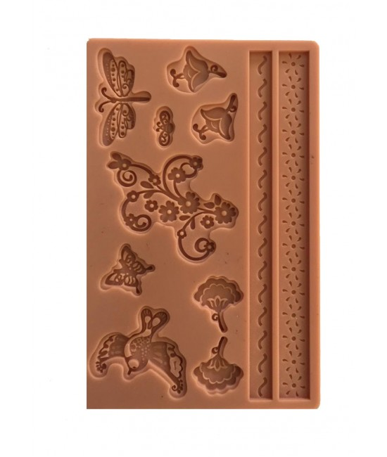 Butterfly Silicone Pad
