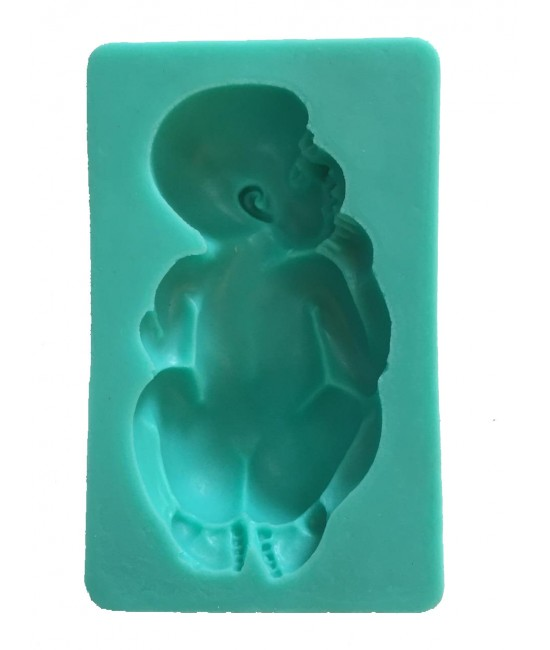 Over sized Baby Silicone Mold
