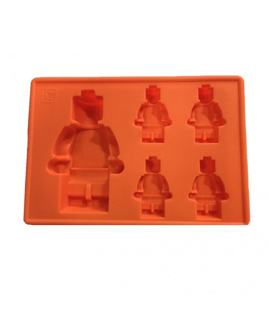 Lego Figure Silicon Mould