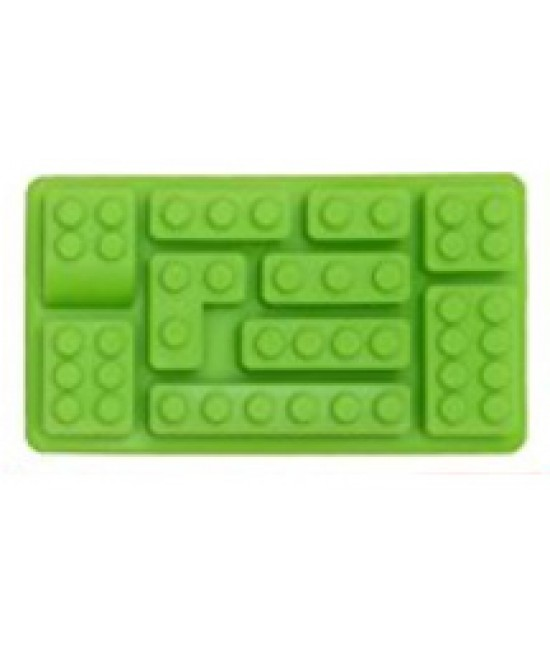 Lego Rectangular Bricks Silicon Mould