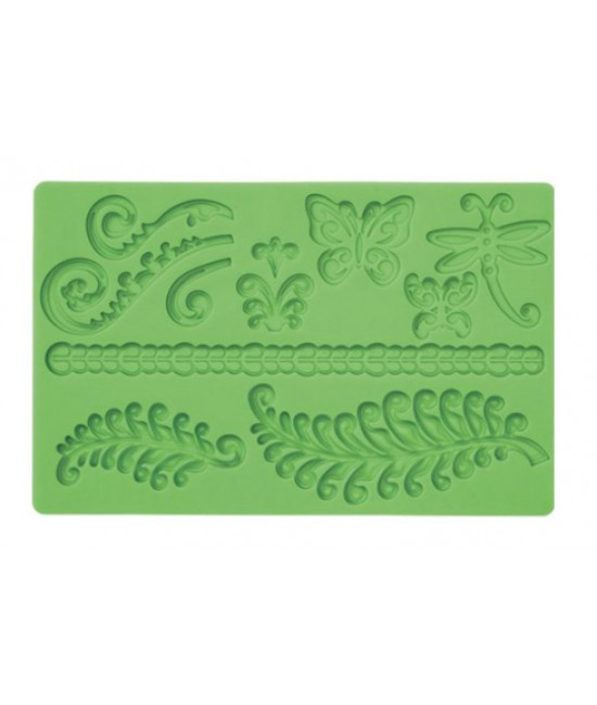 Nature Silicone Pad 2