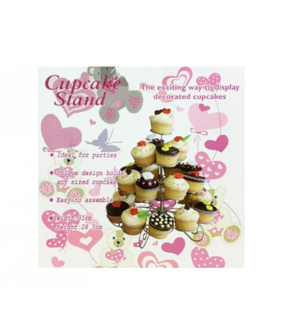 Cupcake Stand with 4 Tier