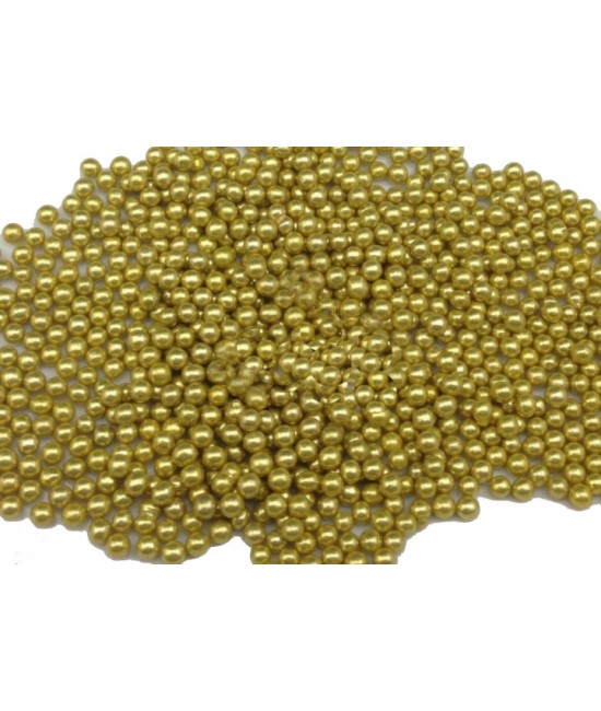 Gold Dragees (Ball)