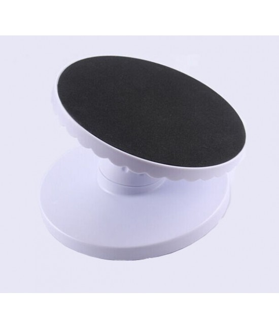 Round Revolving Cake Stand Decorating Turntables