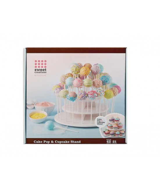 Cupcake cake pop stand online baking supplies store in for Creation stand