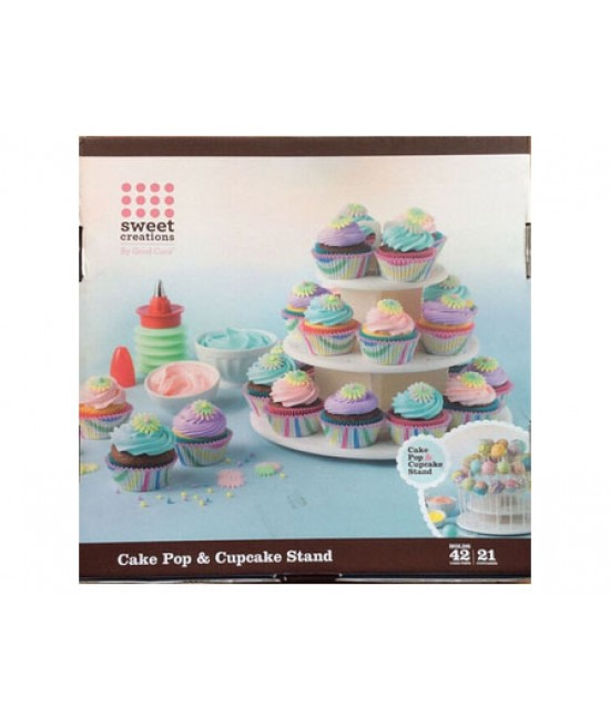 Sweet Creation Cupcake Cake Pop Stand