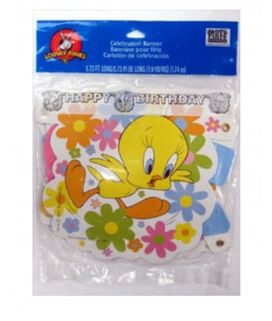 Tweety Bird Banner