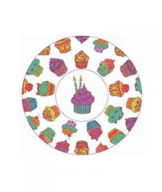 Cupcake Print Baking Cup