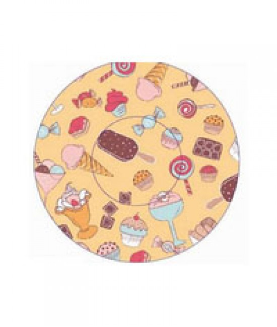 Ice Cream Print Baking Cup