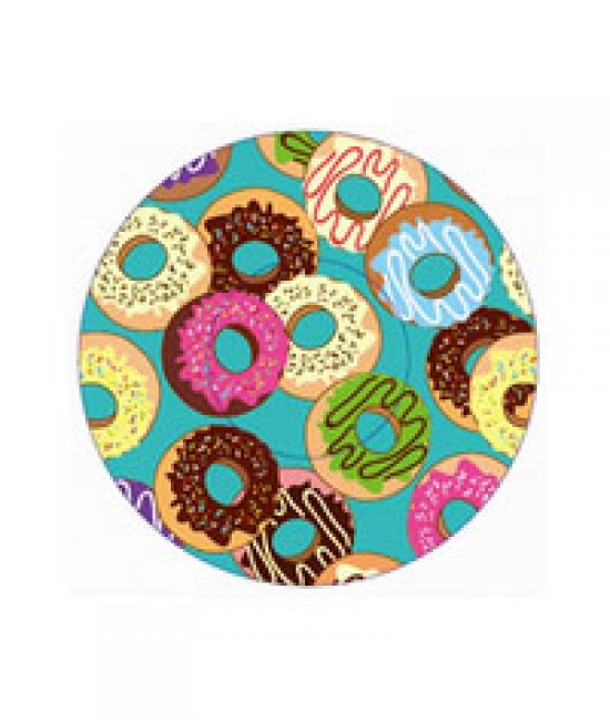 Donuts Print Baking Cup