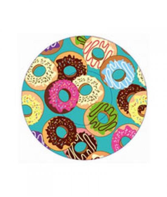 Donuts Print Baking Cup