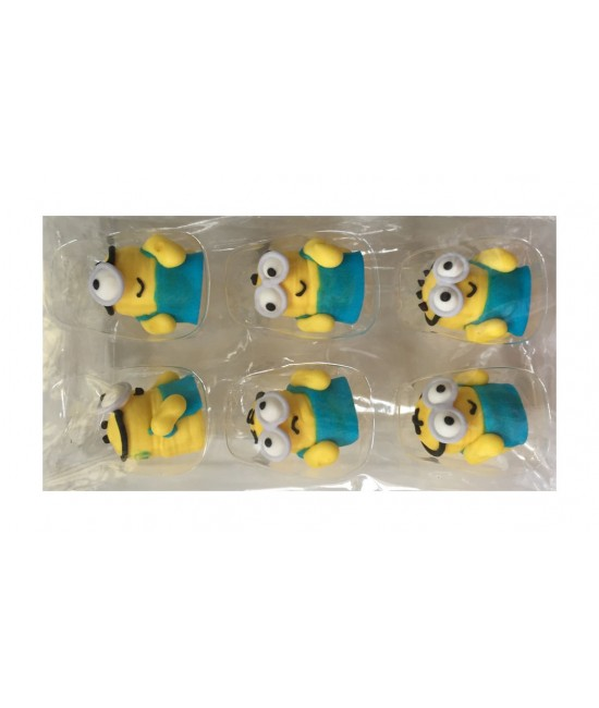 3D Minions Topper Assortment