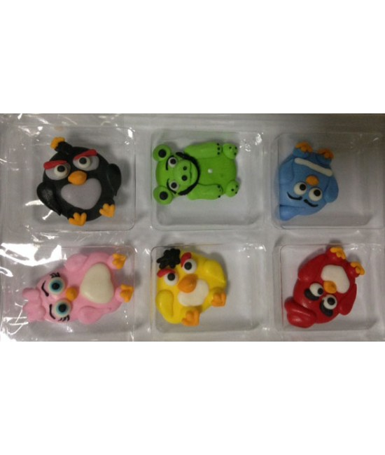 Angry Bird Topper