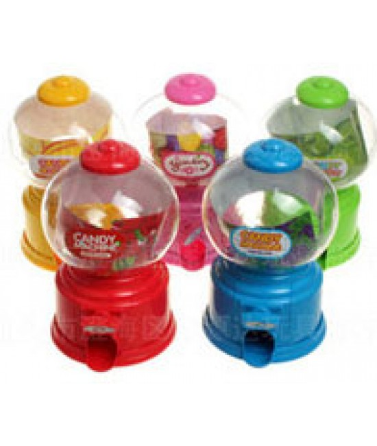 Plastic Gumball Machine Dispenser